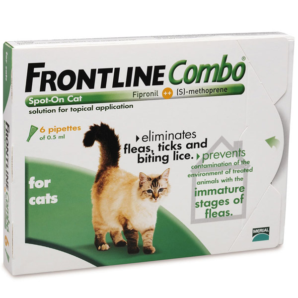 Frontline For Dogs On Cats